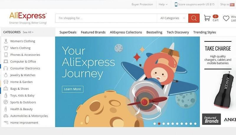Mua hàng trên Aliexpress phù hợp khi khách hàng gặp rào cản về ngôn ngữ và không thể tự vận chuyển về Việt Nam